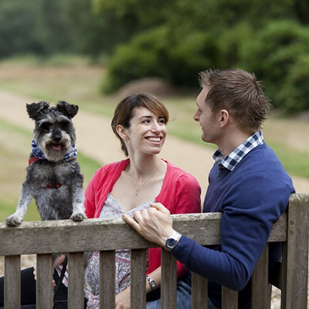 Engagement Shoot Buckinghamshire